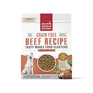 The Honest Kitchen Whole Food Clusters Grain-Free