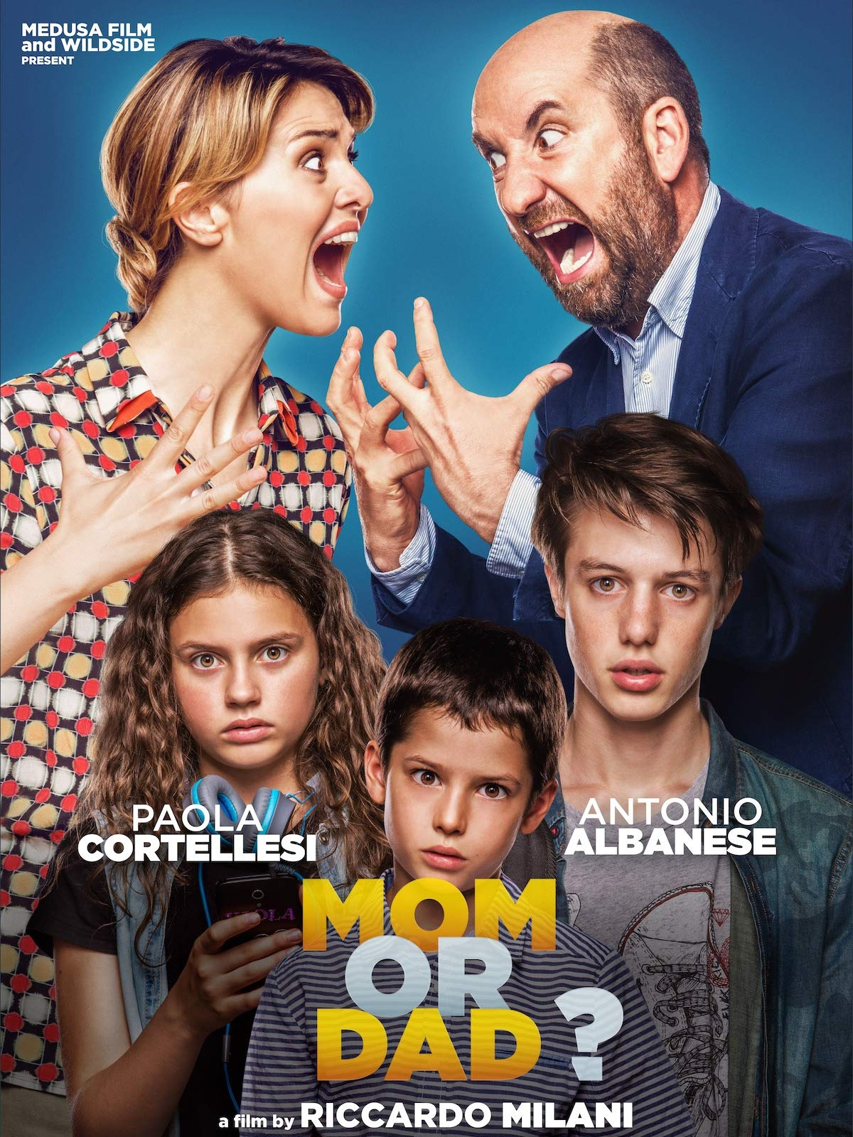 Mom or Dad? on Amazon Prime Video UK