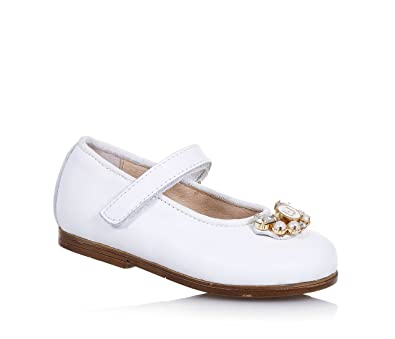 LIU JO - Ballerine blanche en cuir adec5d7ee35