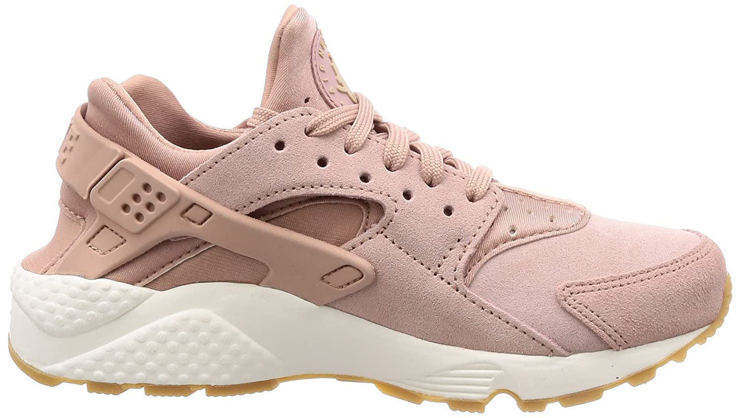 Nike Damen Wmns Air Huarache Run SD Traillaufschuhe, Rosa (Particle Pink/Mushroom/Sail 600), 42,5 EU