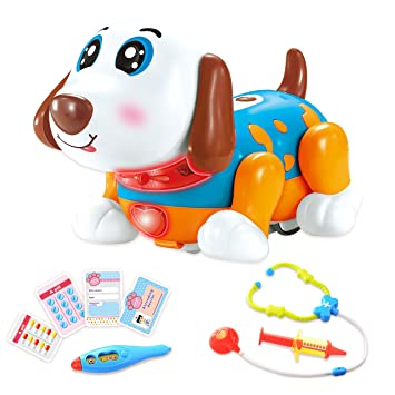 Pet Veterinarian Toys Doctor Kit For Kids 234 Years Old Boys