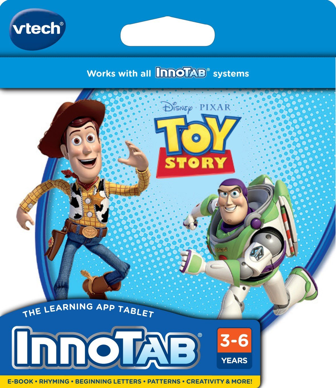 VTech - InnoTab Software - Disney's Toy Story by VTech (Image #1)