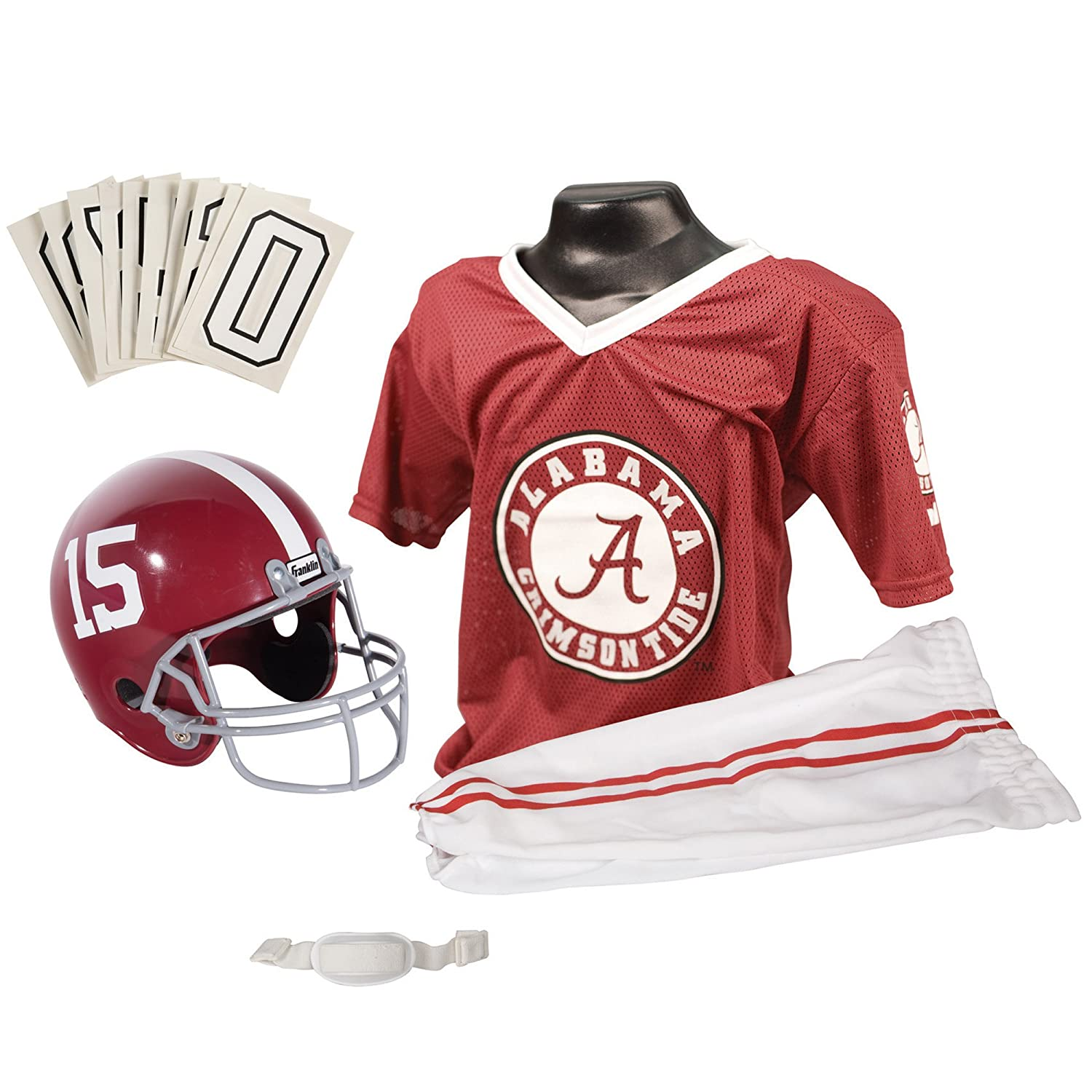 Alabama Crimson Tide Halloween Costumes