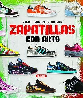 Zapatillas con arte (Atlas Ilustrado)