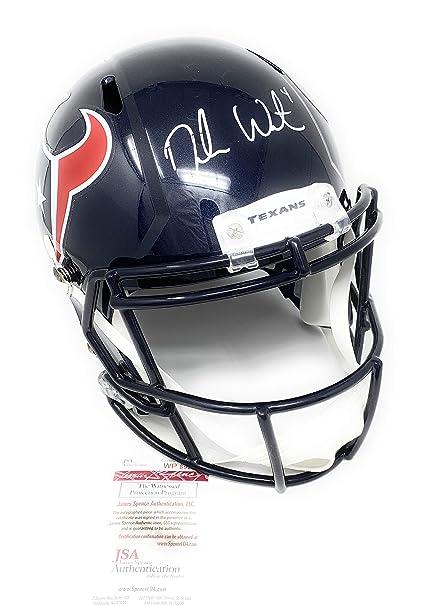 db7088a3 Amazon.com: Deshaun Watson Houston Texans Signed Autograph Full Size ...