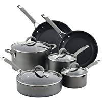 Deals on Circulon Elementum Hard Anodized Nonstick Cookware 10pc