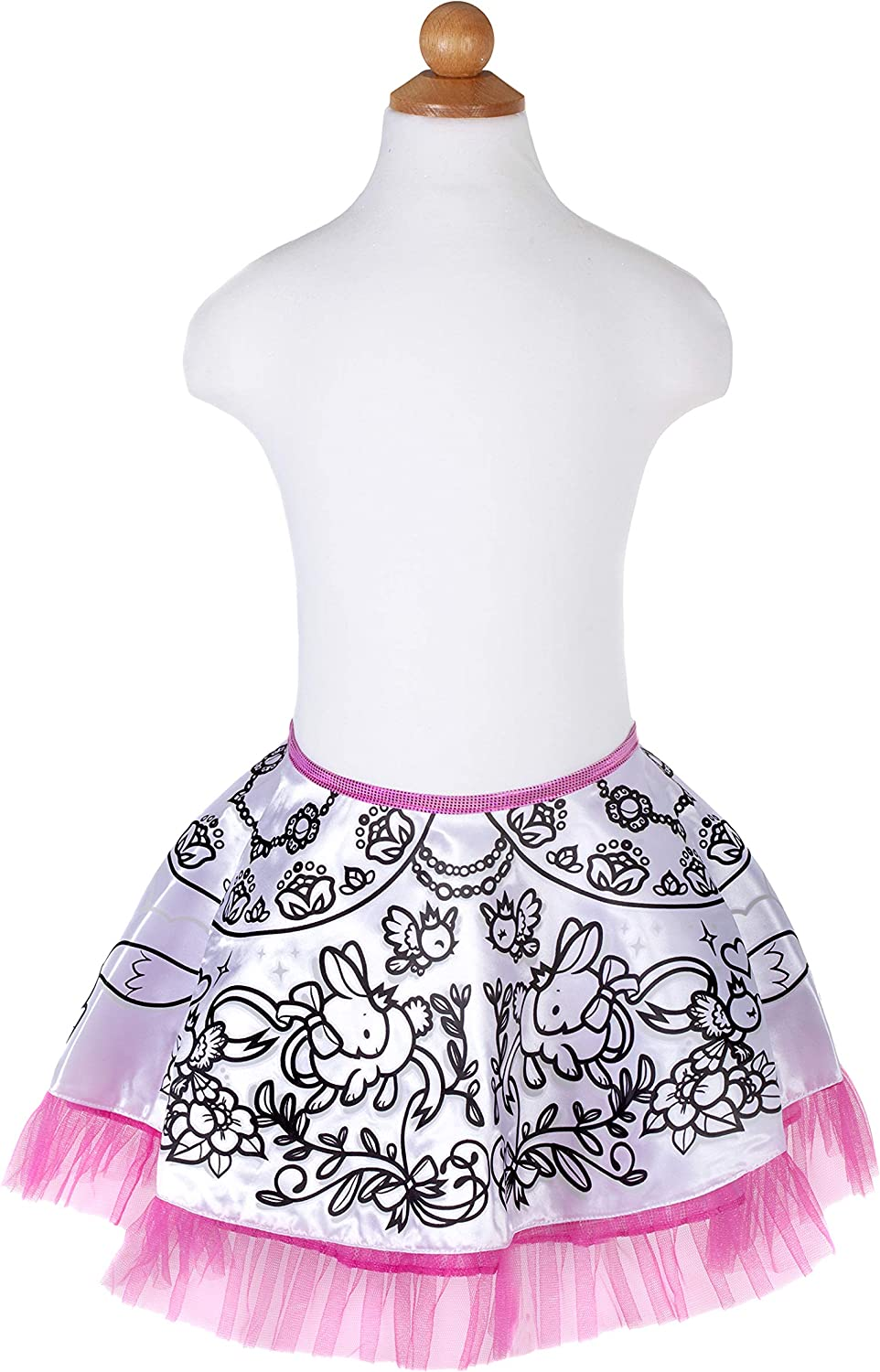 Colour-A-Skirt Great Pretenders 83080 US Size 4-6