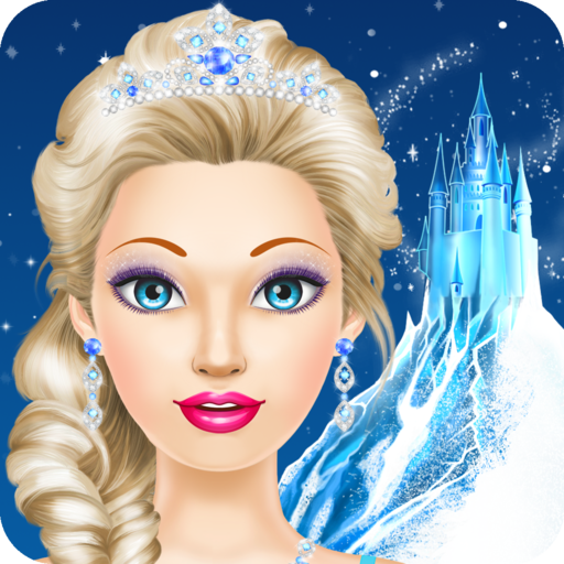 Ice Queen Salon: Spa, Make Up and Dress Up Game for Girls - Full Version