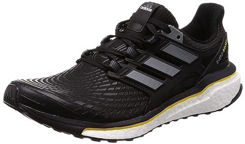 reputable site a9cc6 b6243 Adidas Energy Boost M, Zapatillas de Trail Running para Hombre, Negro  (NegbasNocmét  Amaint 000), 48 EU Amazon.es Zapatos y complementos