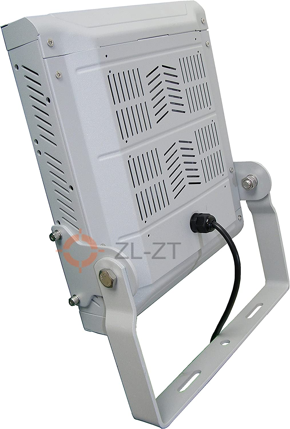200W Customizable Emit Angle /& CCT Modular Powerful LED Fill Spotlight for High Speed Railway Train Wagon Code Number Recognition Lighting