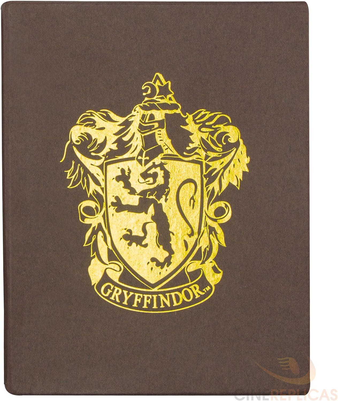 /Harry Potter Gryffindor Passport Holder Noble Collection CR1118/
