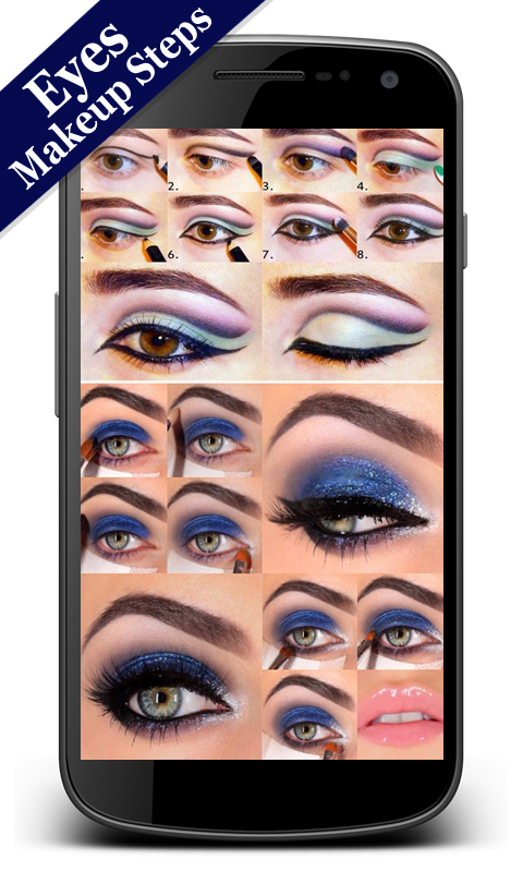 Amazon Eyes Makeup Steps Appstore For Android