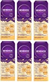 Benenox Overnight Recharge Food Supplement - 135 ml (Lemon and Ginger (6 Pack))
