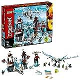 レゴ(LEGO) ニンジャゴー 魔境のブリザード神殿 70678