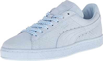 PUMA Women's Suede Classic - Solange Collection Omphalodes Triangles  Sneaker 11 B ...