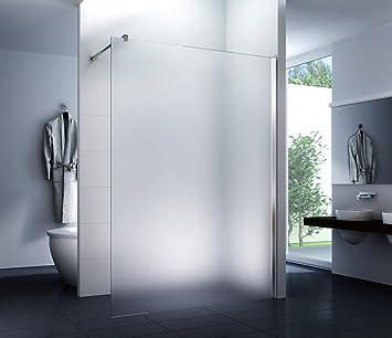 Mampara de ducha Frost 140 x 200 cm - Walk-In Cabina de ducha ...