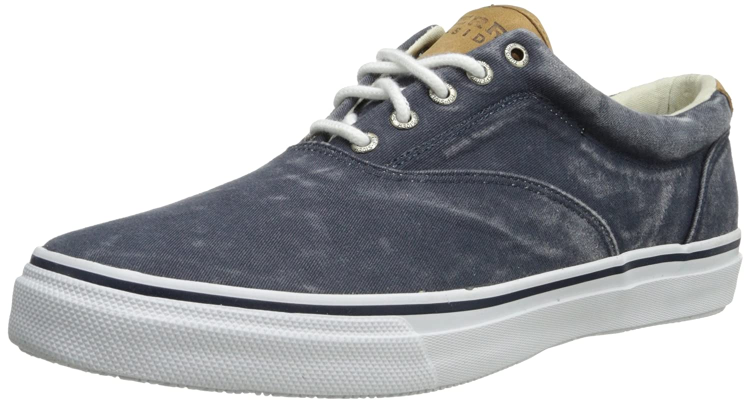 Sperry Top-Sider Men's Striper LL CVO Fashion Sneaker B00I9OMWSM 15 M US|Blue/Navy