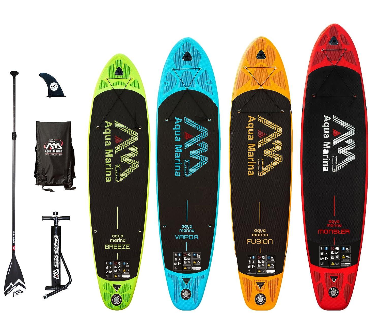 Aqua Marina Vapor Breeze Fusion Monster - Tabla de Paddle ...