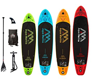 Aqua Marina Vapor Breeze Fusion Monster - Tabla de Paddle Surf ...