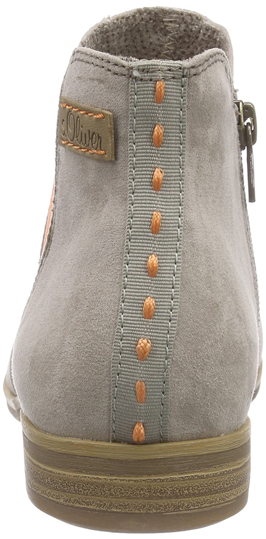 2bafccb6d0d14f s.Oliver 25302 Damen Chelsea Boots  Amazon.de  Schuhe   Handtaschen