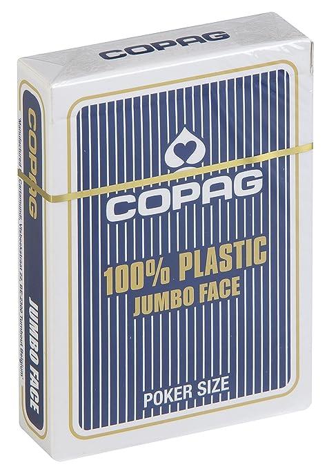 20 opinioni per COPAG- Carte Poker I Carte da Gioco 100% Plastica (PVC) I Mazzo di Carte I Gioco