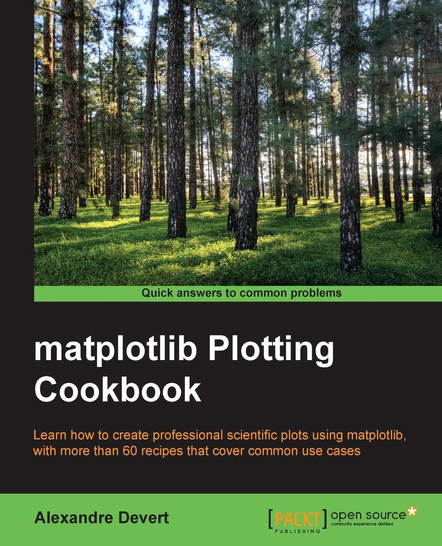 Matplotlib Plotting Cookbook: Alexandre Devert