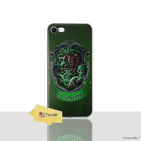 coque iphone 8 serpentard