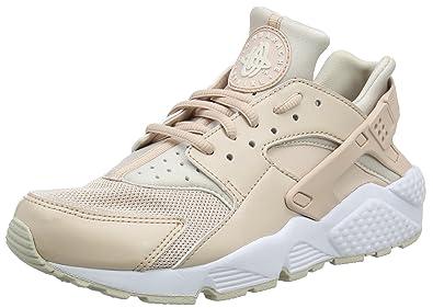 design intemporel 31df7 721db Nike Women's Air Huarache Run Shoes, (Particle Beige/White ...