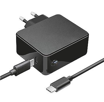 Trust Maxo - Cargador USB-C de 61 W para Apple: Amazon.es: Informática
