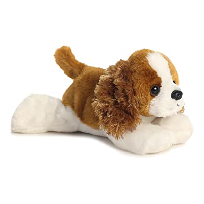 "Aurora - Mini Flopsie - 8"" Charles, Brown (31712), Small (6-14""): Toys & Games"
