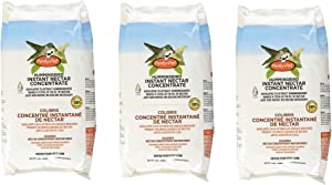 244CLSF 2-Pound Bag of Instant Clear Concentrate Hummingbird Nectar, 3 Pack