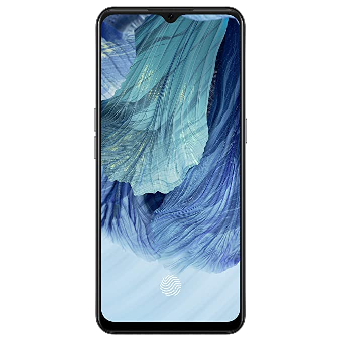 [Apply coupon] Oppo F17 (Navy Blue, 8GB RAM, 128GB Storage) with No Cost EMI/Additional Exchange Offers
