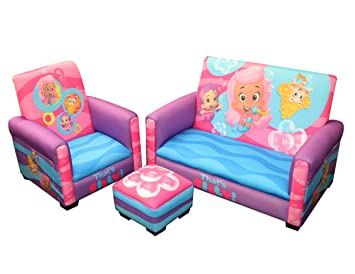Amazon.com: Nickelodeon 3 Piece Toddler Set, Bubble Guppies That\'s ...