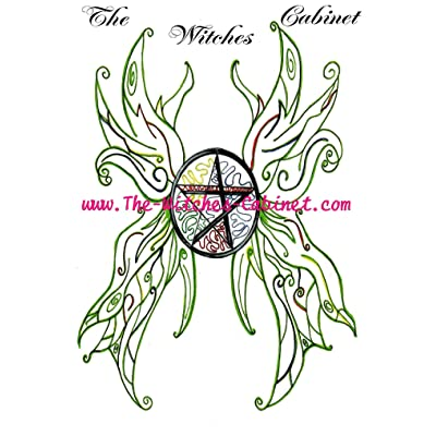 The Witches Cabinet ~ Herb Set # 3 (Large)~ Birch Leaves, Blue Vervain, Eucalyptus, Etc. : Herb Plants : Garden & Outdoor