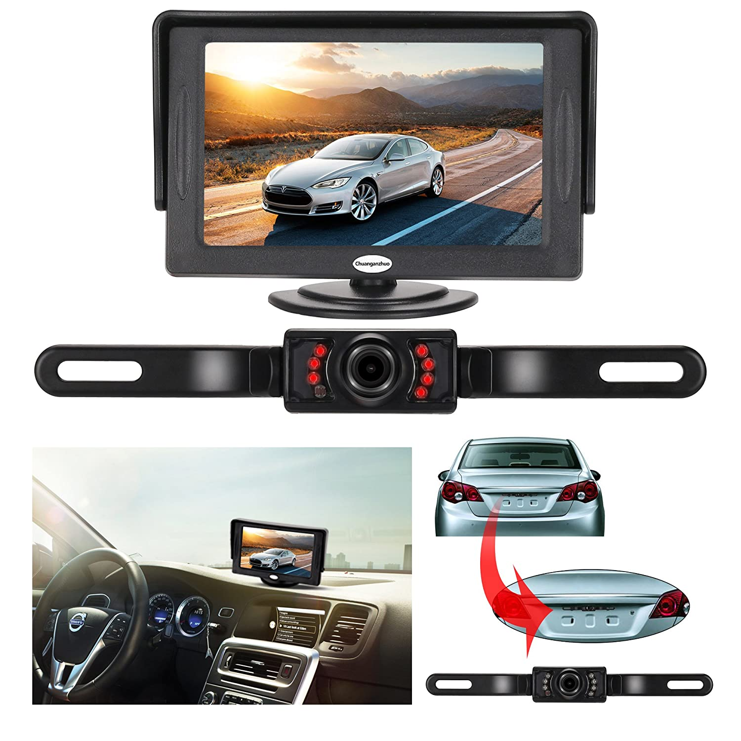 Best Backup Cameras for Cars