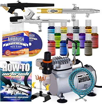 PointZero Airbrush for Cake Decorating
