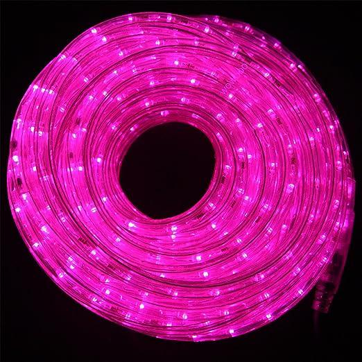 8m pink led rope light multifunction indooroutdoor 36 ledm 8m pink led rope light multifunction indooroutdoor 36 ledm aloadofball Image collections
