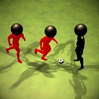 Stickman Summer Football (Soccer) 3D