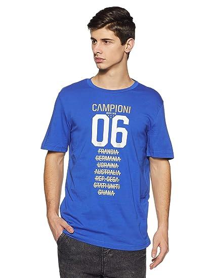 Puma - Camiseta con gráfico Tributo 2006 a la selección Italiana ...