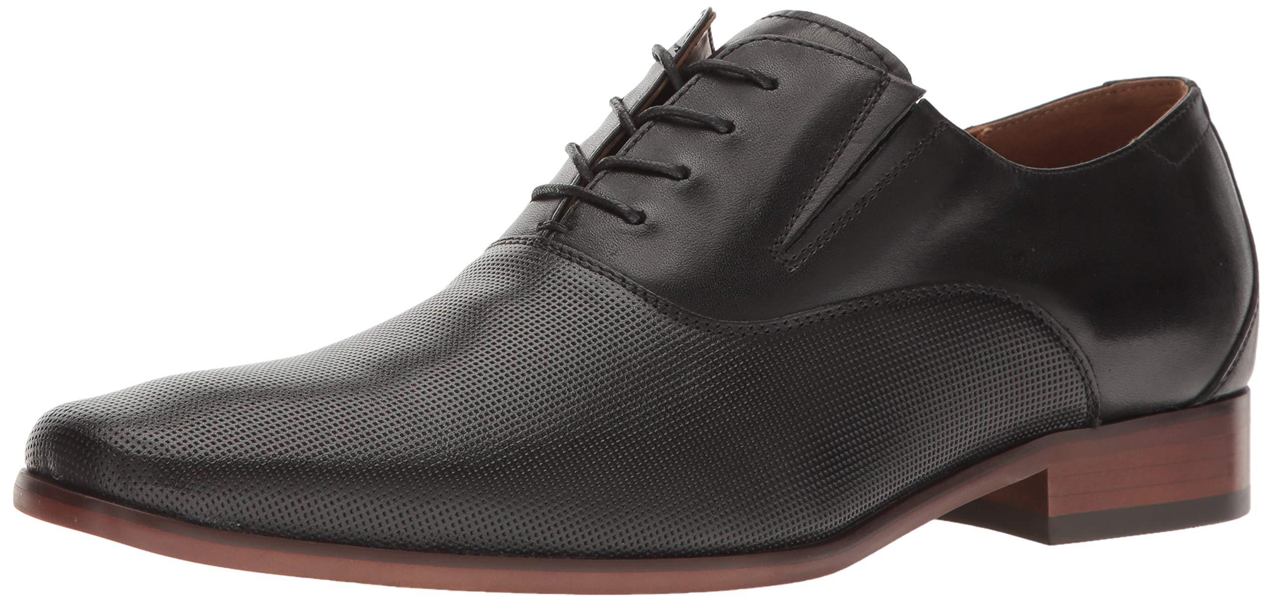 ALDO Men's Oliliria Uniform Dress Shoe, Black, 9 by ALDO