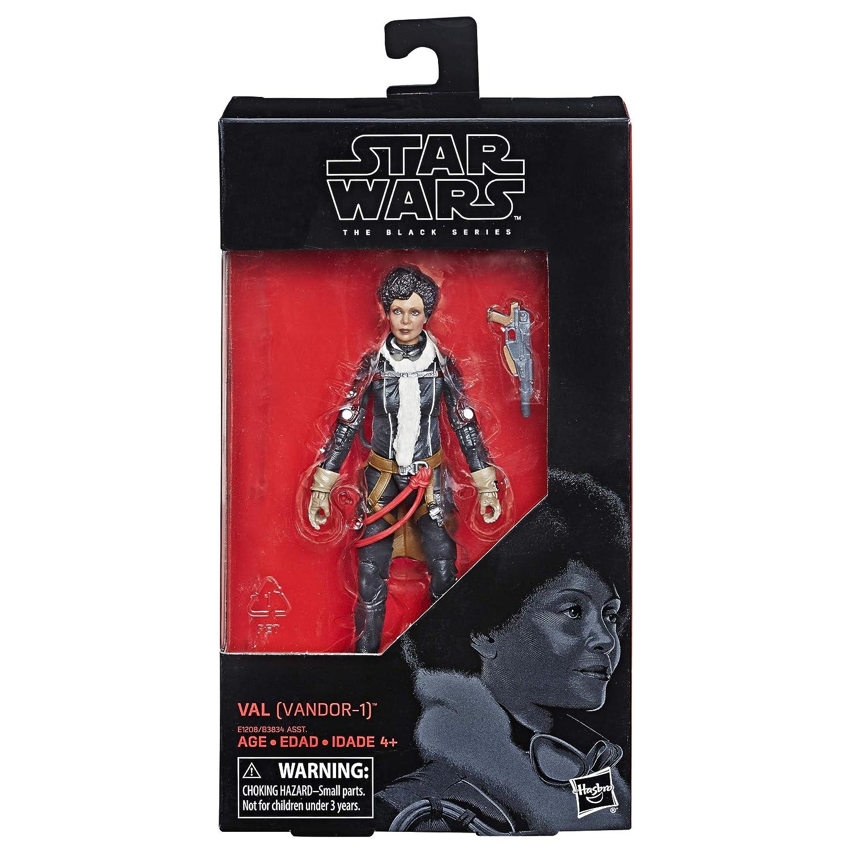 Star Wars E1208 The Black Series 6 Val Figure Mimban
