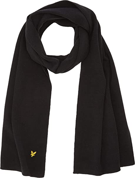 köper nu spetsar in bra konsistens Lyle & Scott Men's Scarf: Amazon.co.uk: Clothing