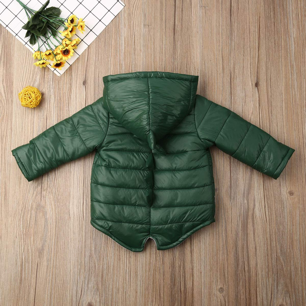 Toddler Baby Boys Girls Long Sleeve Pullover Hoodie Tops Cartoon Jacket Winter Clothes