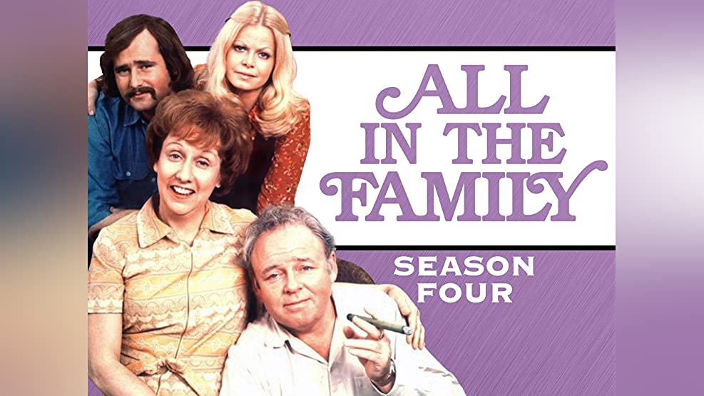 All In The Family, Season 4