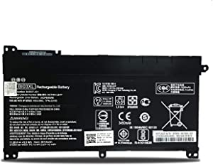 BI03XL Battery BI03XL ON03XL for HP Pavilion X360 13-U000 M3-U000:M3-U001DX U003DX U103DX U105DX 13-U100TU U118TU;HP Stream 14-AX000:14-ax010wm ax020wm ax030wm ax040wm 843537-541 844203-850 HSTNN-UB6W