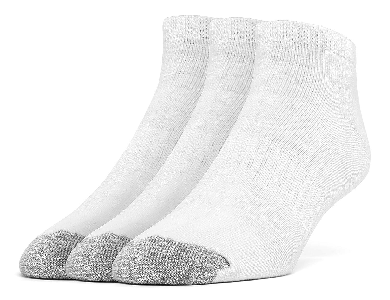 Galiva Calze da donna di cotone extra morbide sopra la caviglia 3 paia