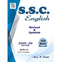SSC English New 2019-20