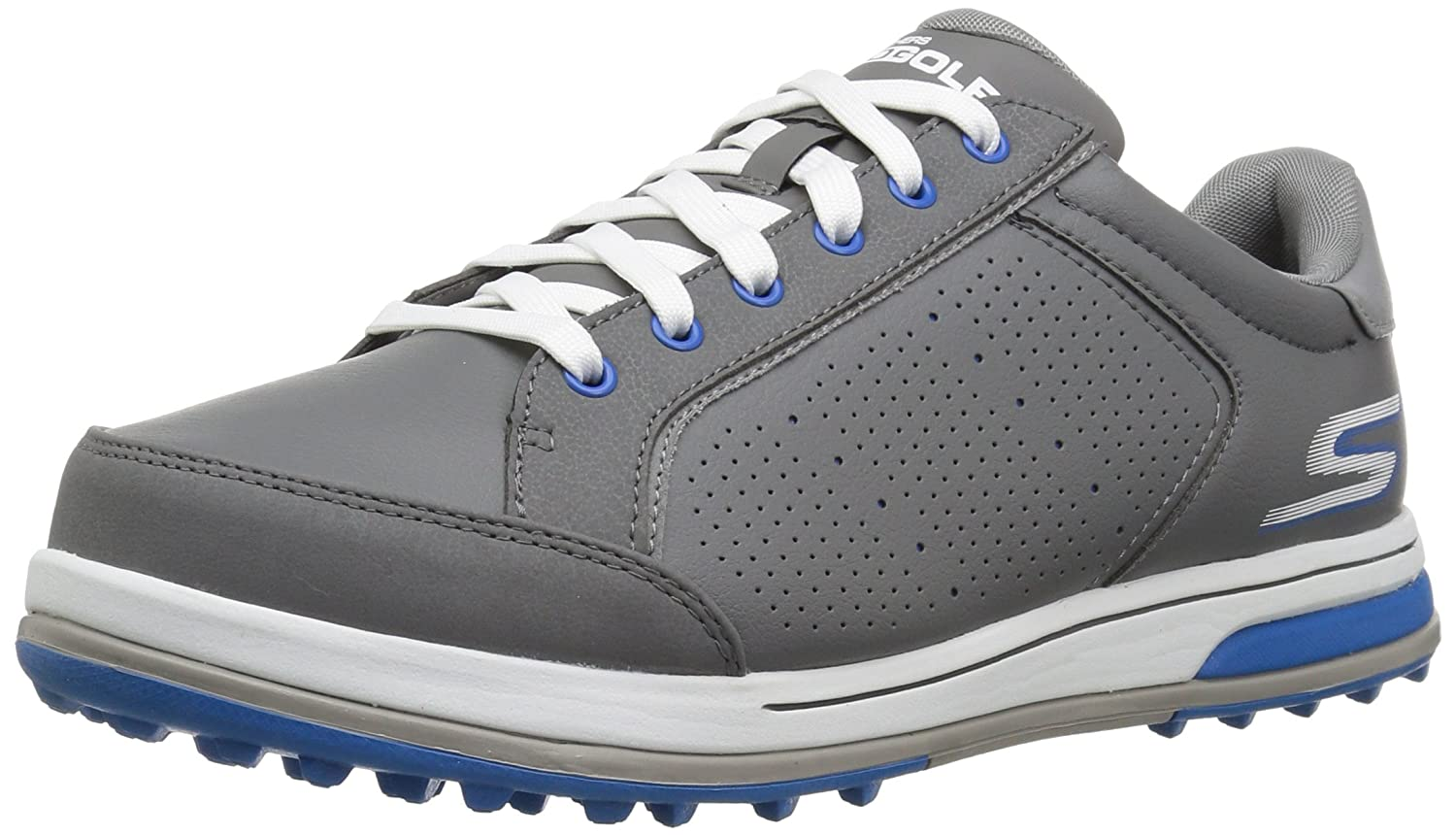 Charcoal blueee 10 US Skechers