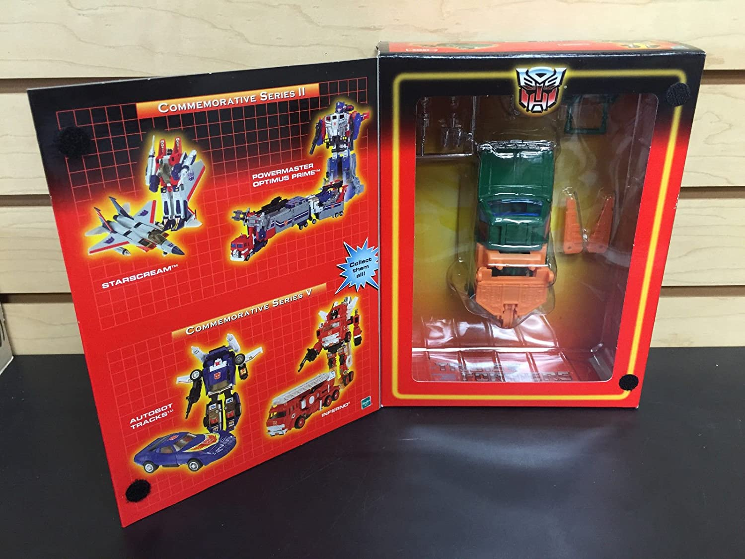 HOIST Transformers Autobot Hasbro COMMEMORATIVE SERIES V G1 RE-ISSUE