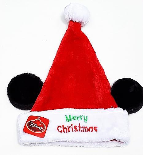 disney mickey mouse santa hat merry christmas - Merry Christmas Mickey Mouse